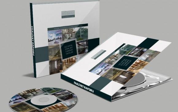 Adalı Cam İnteraktif CD Tasarımı