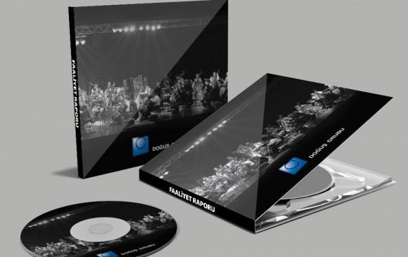 Doğuş Grubu İnteraktif CD Tasarımı