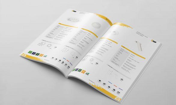 Ayhan Aydınlatma Katalog Tasarımı