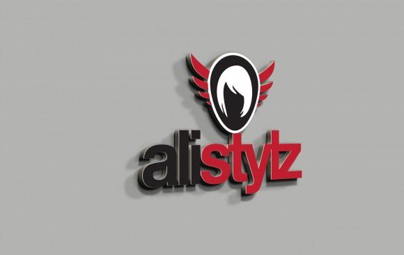 Alistylz Logo Tasarımı