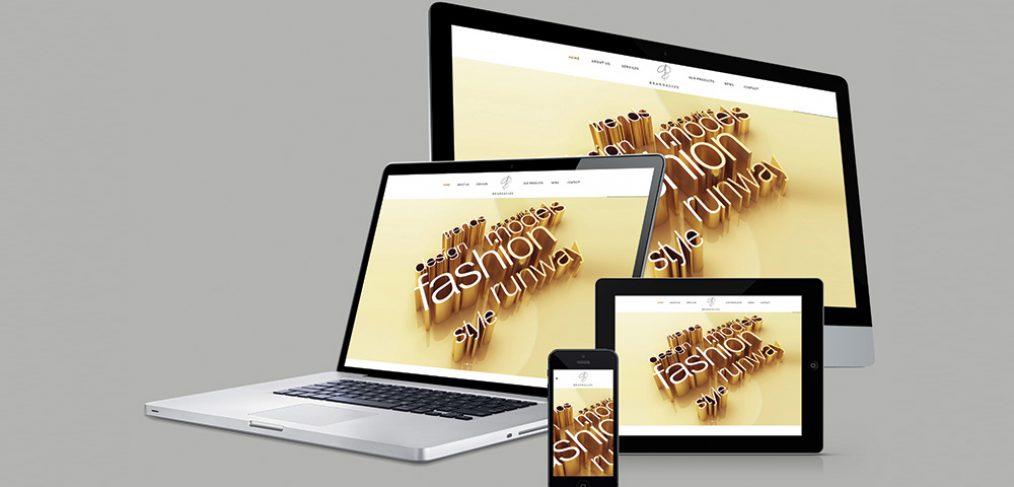 Brandalize Web Site Tasarımı