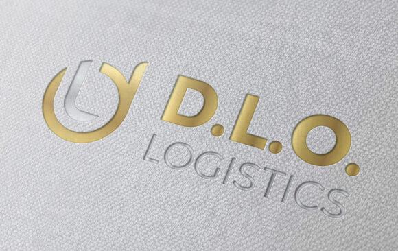 D.L.O. LOGISTICS LOGO TASARIMI