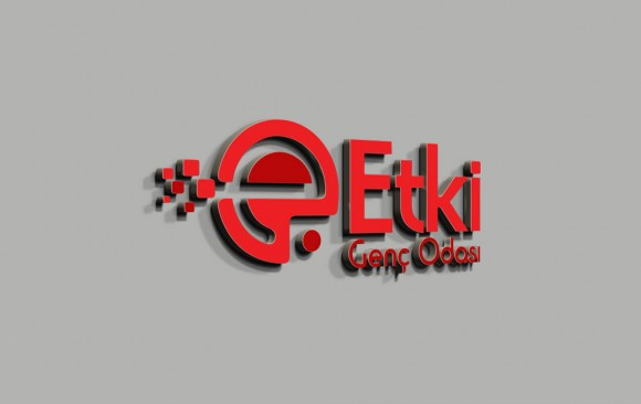 Etki Genç Dünyası Logo Tasarımı