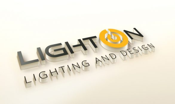 LIGHTON LOGO TASARIMI