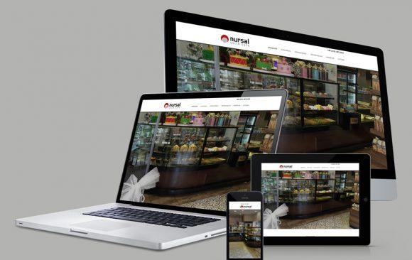 Nursal Web Tasarımı