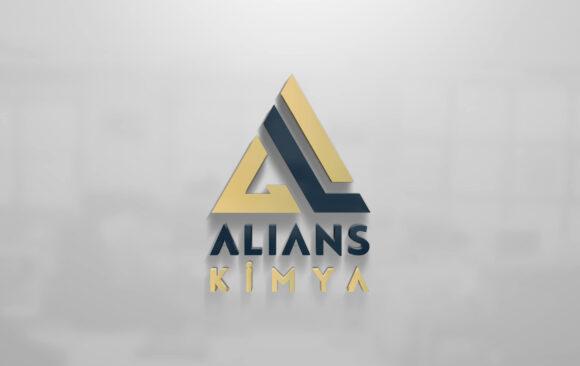 Alians Kimya Logo Tasarımı