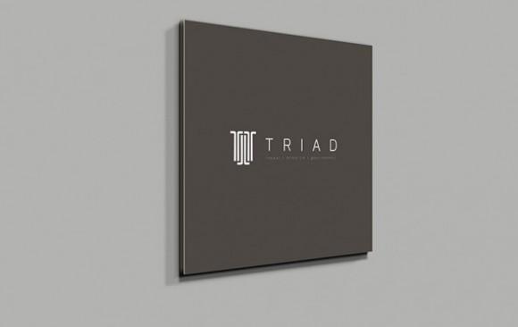 Trıad Logo Tasarımı