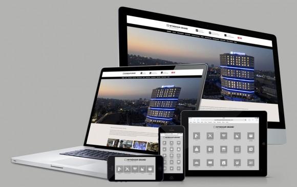 Wyndham Grand İstanbul Europe Web Tasarımı