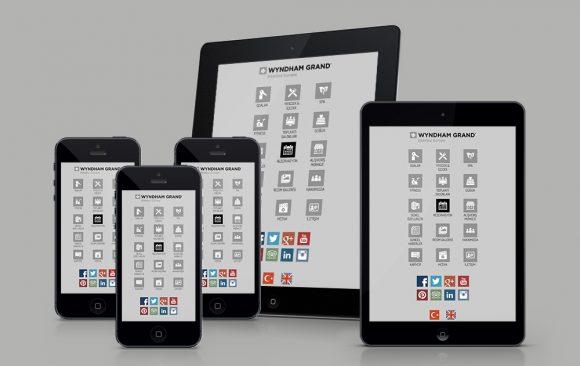 Wyndham Grand İstanbul Europe Mobil Web Tasarımı